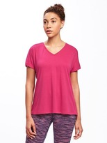 Old Navy Go-Dry Cool Mesh-Back Tee for Women
