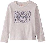 Roxy Girls' Any Other Way Long Sleeve Fleece Shirt (Big Kid) 8167531