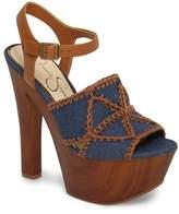 Jessica Simpson Dezzie Platform Sandal