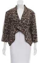 Thakoon Printed Wool Jacket w/ Tags