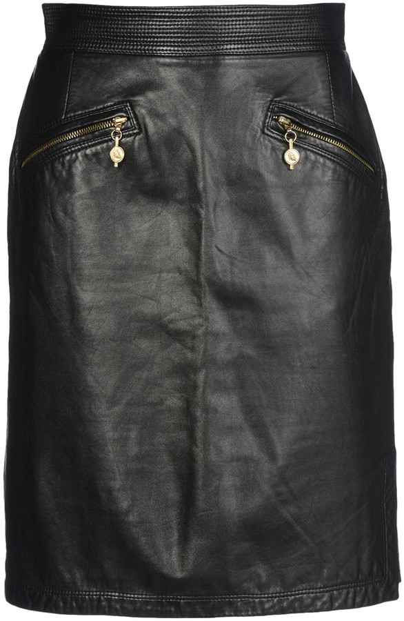 Gianni Versace ISTANTE by Knee length skirts