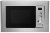 Hotpoint MWH122.1X Built-in Microwave - Stainless Steel