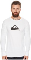 Quiksilver Mountain And Wave Long Sleeve Tee Men's T Shirt