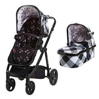 Cosatto Wow Pram and Pushchair, from Birth Carrycot and Pushchair Suitable upto 25 kg, Mademoiselle