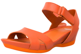 Camper Micro 1 Leather Wedge Sandal