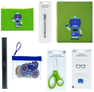 Back To School Essentials Kit - Robots