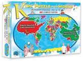 A Broader View® Kids Puzzle of the World