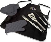 Picnic Time Baltimore Ravens BBQ Apron & Tote
