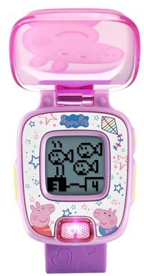 Vtech VTech, Peppa Pig Learning Watch, Peppa Pig Toys, Kids Watch