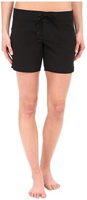 Carve Designs Noosa Short (Navy) Women's Shorts