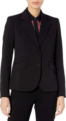 Anne Klein Women's Two Button Blazer