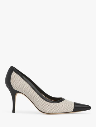 LK Bennett Fern Stiletto Heel Court Shoes, Multi