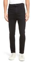Vince Men's Drop Crotch Skinny Slouchy Leg Jeans