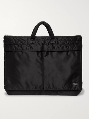 Porter Yoshida & Co Tanker Shell Briefcase