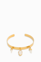 Isabel Marant Multi Charm Bangle