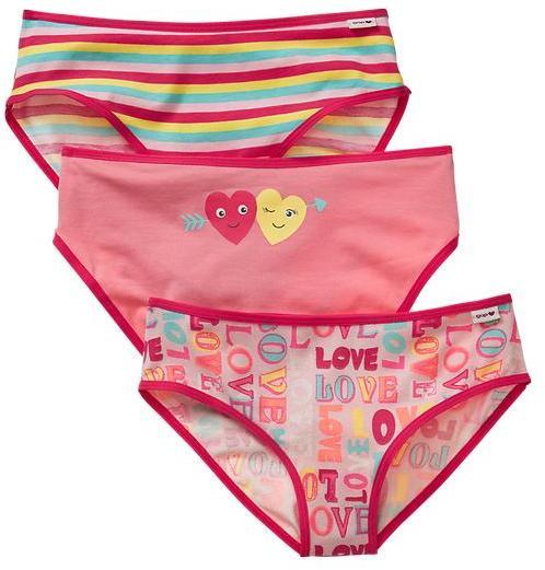 Gap Love bikini (3-pack)