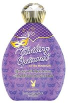 Playboy Brand New-CLOTHING OPTIONAL-ultra sexy bronzer lotion w/ touch shimmer