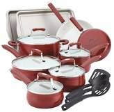 Paula Deen Savannah Collection Aluminum 17-Piece Cookware Set With Bakeware