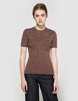 Apiece Apart Mora Short Sleeve Rib