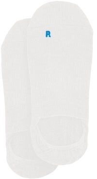 Falke Cool Kick Trainer Socks - White
