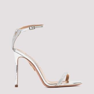 Aquazzura Moon Crystal Sandals