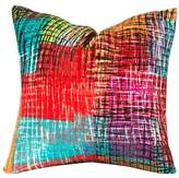 Crayola Etch Throw Pillow