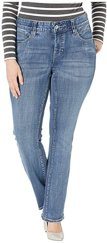 Jag Jeans Plus Size Eloise Boot Jeans