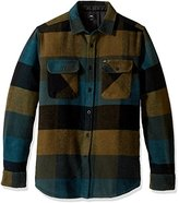 Obey Men's Wallace Woven Shirt