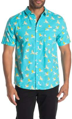 Quiksilver Modern Fit Short Sleeve Shirt