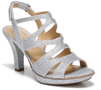 Naturalizer Dianna Strappy Heeled Sandal - Wide Width Available