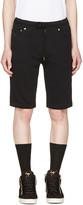 Diesel Black Jiffery-Sho-Sw Shorts