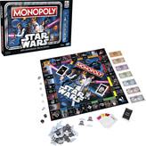 Hasbro Star Wars Monopoly 40th Anniversary Edition Game