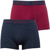 Ben Sherman Ivor Two Pack Trunks Multi