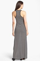 Vince Camuto Two by Stripe Racerback Maxi Dress
