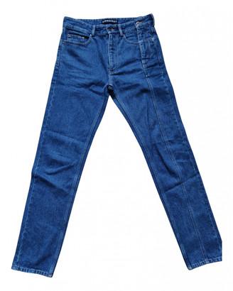 Y/Project Blue Denim - Jeans Jeans