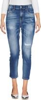 Frankie Morello Denim pants - Item 42631323
