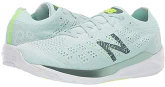 New Balance 890V7 (Dark Neptune/Eclipse) Women's Running Shoes