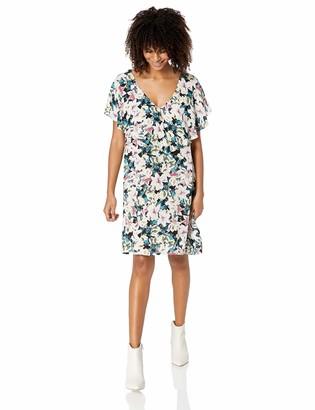 O'Neill Women's Miran Woven Short Sleeve Dress