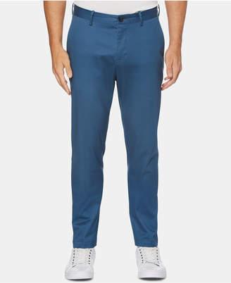 Perry Ellis Men Resist Spill Slim-Fit Chino Pants