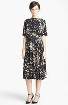 Tracy Reese Floral Print Jersey Dress