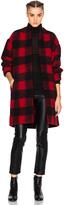 Etoile Isabel Marant Gabrie Blanket Coat