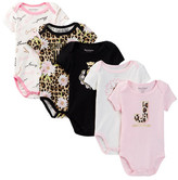 Juicy Couture Bodysuit - Pack of 5 (Baby Girls)