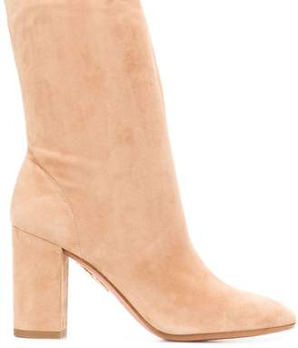 Aquazzura Boogie ankle boots