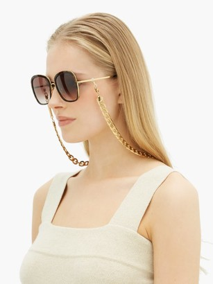 Frame Chain Eyefash Gold-plated Glasses Chain - Yellow Gold
