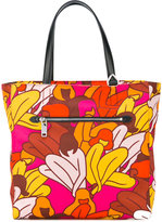 Bally woman print tote - women - Nylon/Leather - One Size