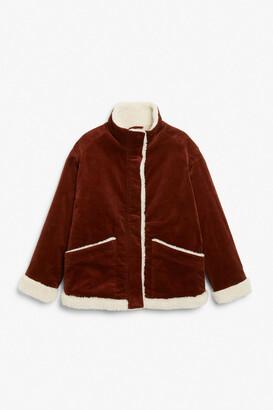 Monki Corduroy jacket