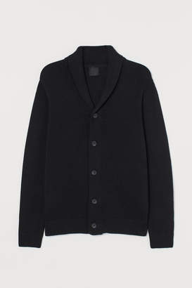 H&M Shawl-collar cardigan
