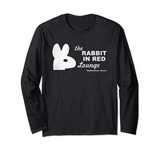 The Rabbit in Red Lounge Halloween Long Sleeve T-Shirt