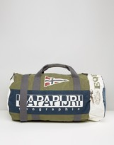 Napapijri Equator Weekend Bag in Olive