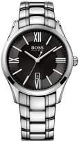 HUGO BOSS Men's Ambassador 1513025 Stainless-Steel Quartz Watch